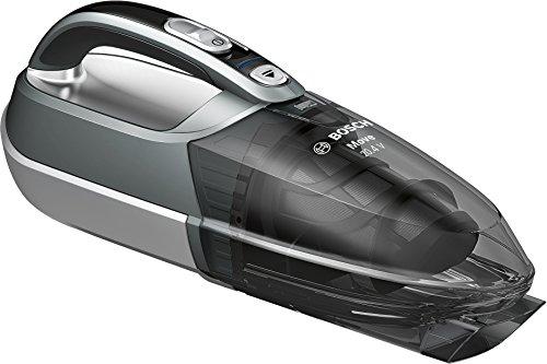 Bosch BHN20110 Aspirador de mano 75 Decibeles, Plata