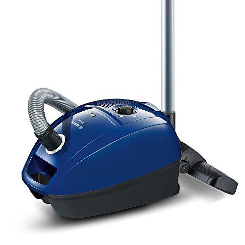 Bosch GL-30 Aspirador con Bolsa Compacto, Sistema powerprotect, 600 W, 4 litros, 79 Decibeles, Azul