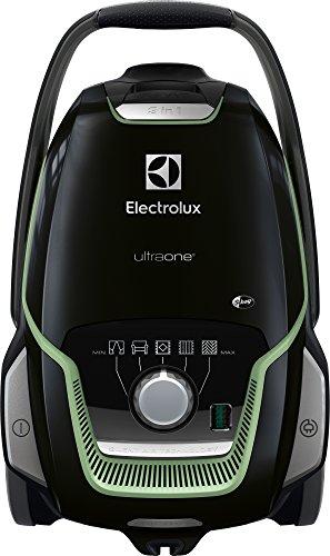 Electrolux EUO9GREEN - Aspiradora (850 W, A, 26,8 kWh, Aspiradora cilíndrica, Bolsa para el polvo, 5 L)