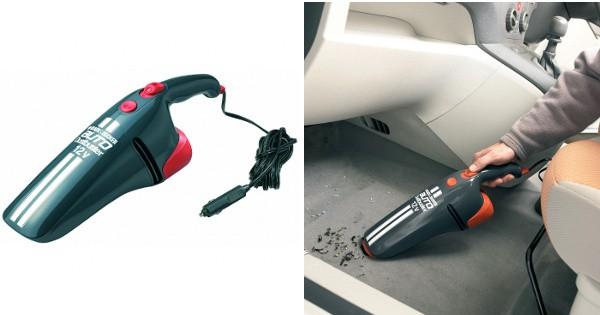 aspiradoras para coche con cable