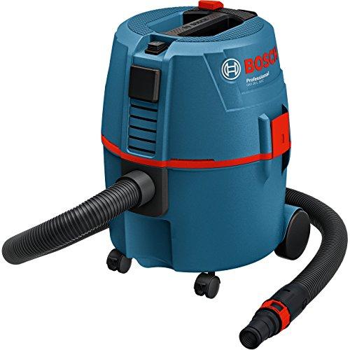 Bosch Professional GAS 20 L SFC - Aspiradora, 1200 Watt, volumen 20 L, en cartón