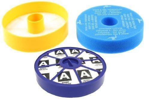 Filtro lavable Pre motor y kit de filtros HEPA alérgicos Post Motor Para aspiradoras Dyson DC05 DC08