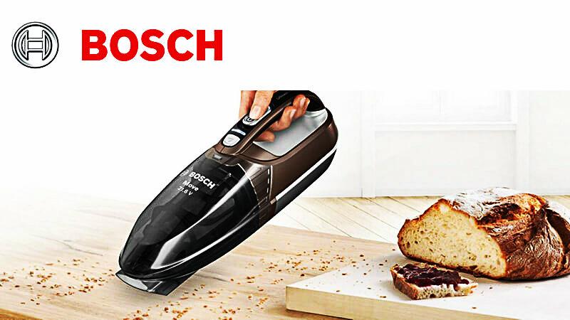 Aspirador Bosch de mano