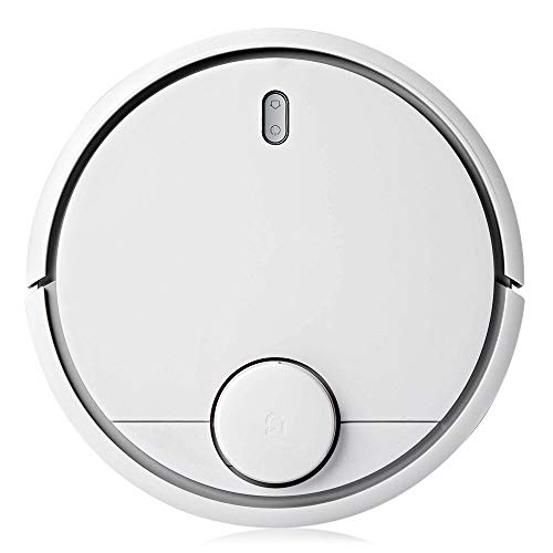 Aspiración original de Xiaomi Mi robóticos limpiadores automáticos de Sweeper depurador con succión LDS 12 Sensores APP de control blanco