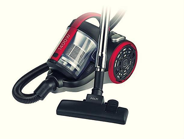 Aspirador Polti C110 en color rojo