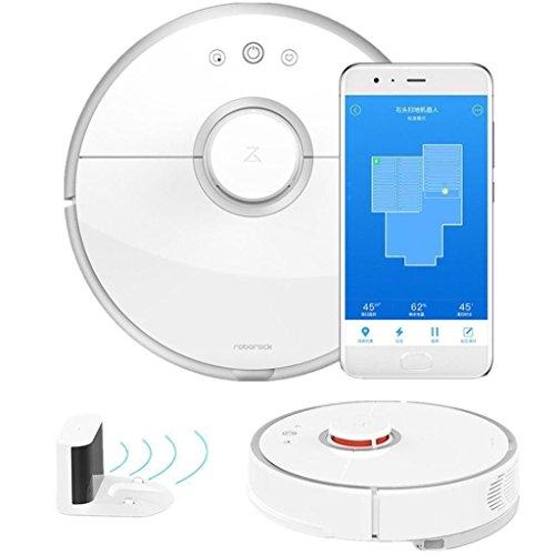 Robot aspirador Xiaomi Vacuum 2 - Robot Aspirador, Blanco