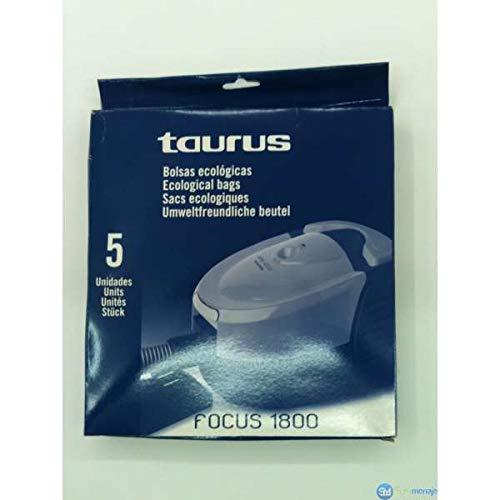 Taurus - Bolsa Papel 999139, 5 Bolsas, Focus 1800