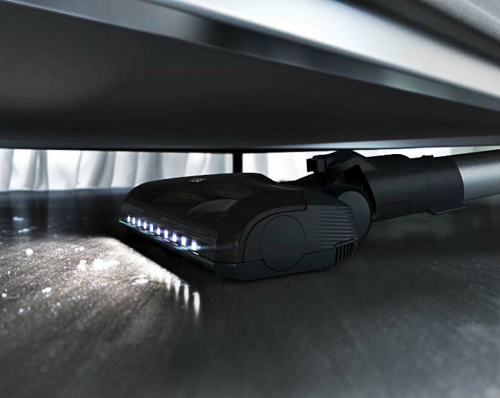 La potencia de aspirado en aspiradoras sin bolsa AEG
