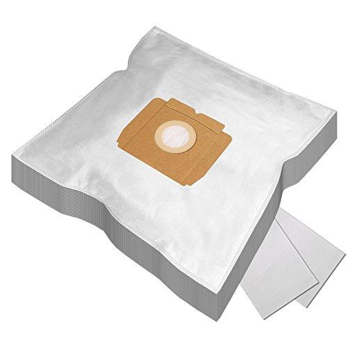 PakTrade 20 Bolsas DE ASPIRADORA para AEG-ELECTROLUX Ergo Essence 4575, Ergo Essence 4598, Ergospace Essence, FD2017, GR28, GR28S, L213, Mr. Whisper