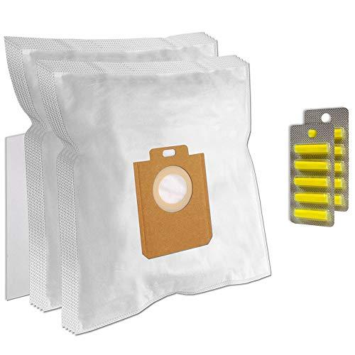 Set 10 Ambientadores + Filtro + 10 Bolsas de aspiradora para AEG-ELECTROLUX UltraOne ZUOORIGINR