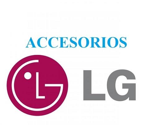Accesorios robot aspirador LG