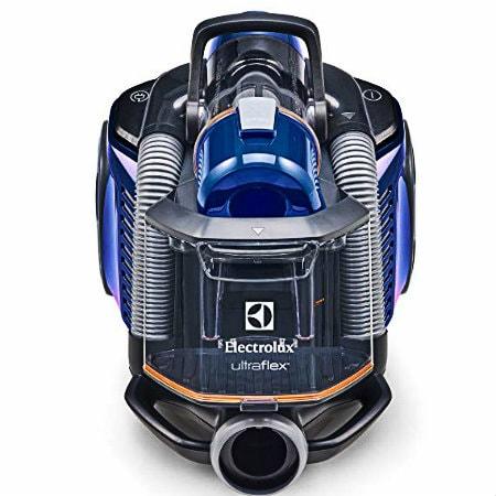 Aspirador Electrolux ZUFCLASSIC de 800 watios de potencia en color azul