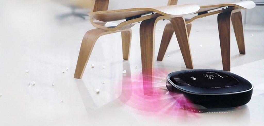 Diseño de las aspiradoras LG