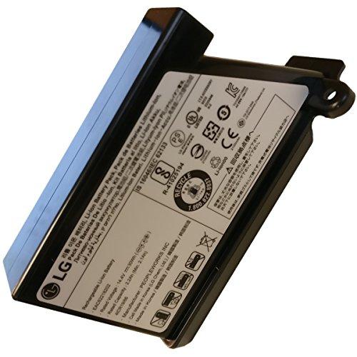 Batería recargable-Robot aspirador-LG