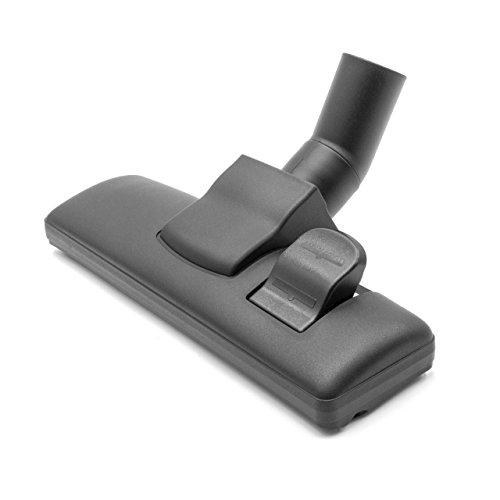 vhbw Boquilla Suelo Tipo 14 con conexión 32mm para aspiradoras Philips, AEG, Electrolux, Dirt Devil, Vax, Rowenta, Hoover, Miele, Dyson, LG