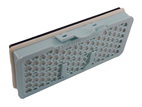 vhbw Filtro Hepa antialérgico para Aspirador Robot Aspirador Multiusos como LG ADQ56691101, ADQ56691102, ADQ56691103