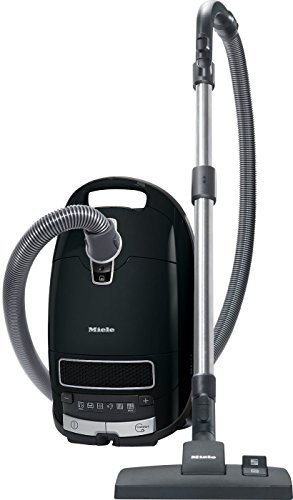 (Black) - Miele Complete C3 PowerLine Bagged Vacuum Cleaner