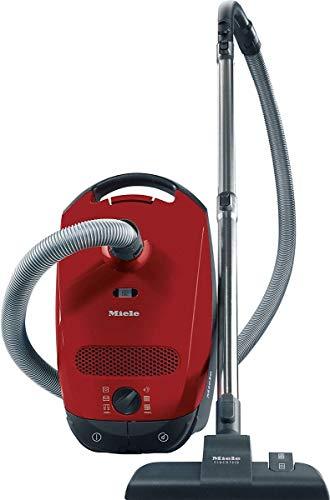 Miele 41BAP331 Aspiradora, 550 W, 4.5 litros, 78 Decibelios, Rosso Mango