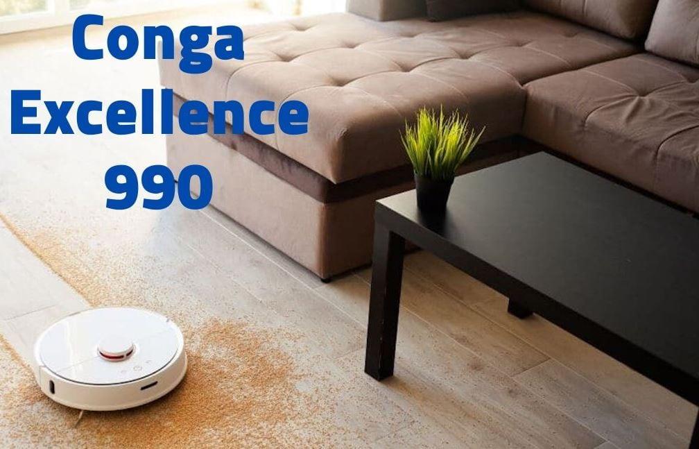 Manual sobre el Conga Excellence 990