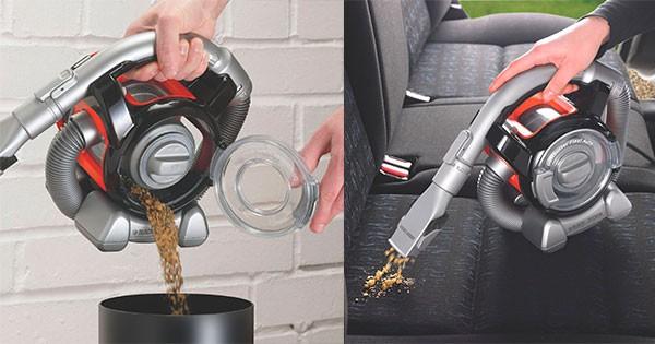aspiradoras potentes para limpiar coches