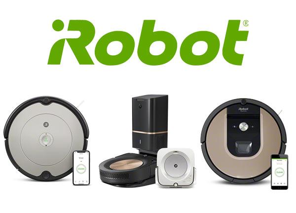 Comprar aspiradora iRobot