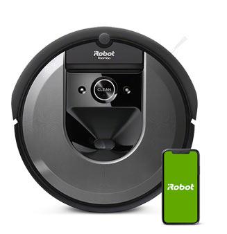 Aspiradora iRobot serie i